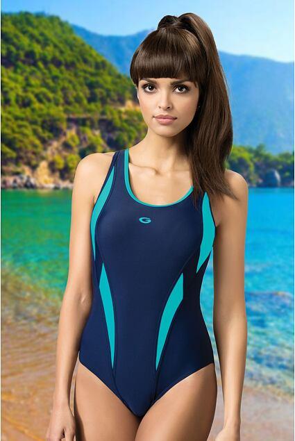 Jednoczęściowy sportowy strój kąpielowy Aqua III